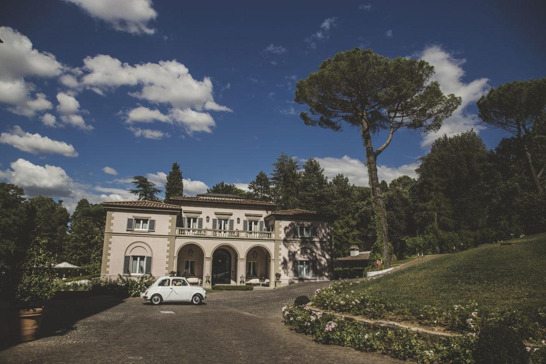 Großartiges cooles und stilvolles Hotel, Florenz Toskana