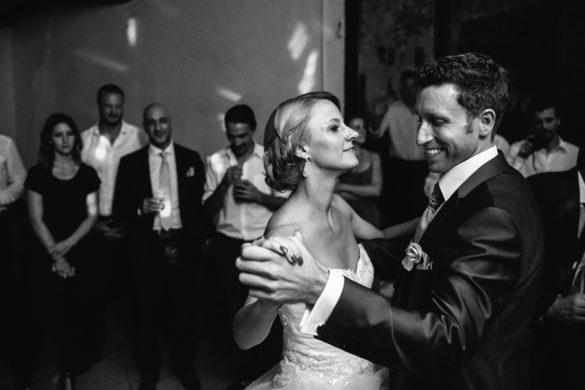 Der erste Tanz, Hochzeit in der Toskana.