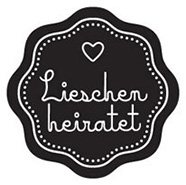 Con Amore featured on Lieschen Heiratet