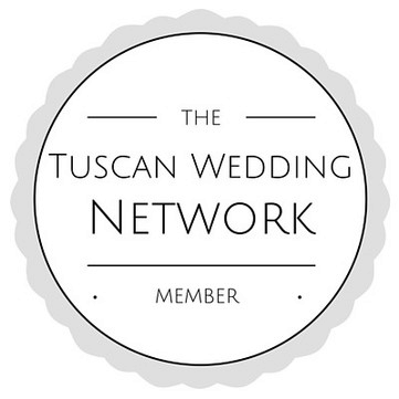 Con Amore Mitglied im the Tuscan wedding network