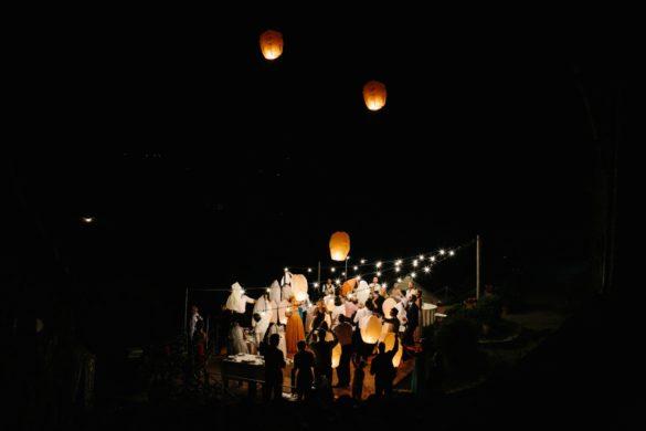 Hochzeit mit Wunschluftballons