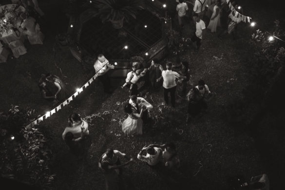 Tanzfest Lucca im Freien